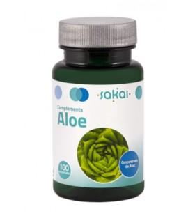 Complements Aloe . Sakai . 100 Comprimidos