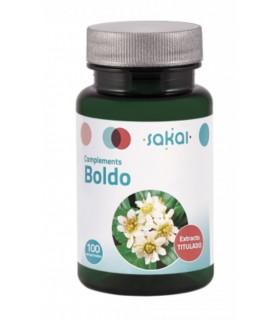 Complements Boldo . Sakai .  100 Comprimidos