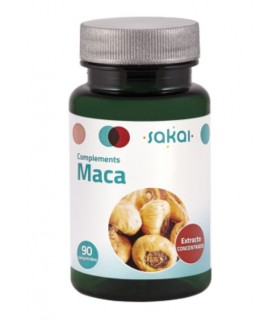 Complements Maca . Sakai . 90 Comprimidos