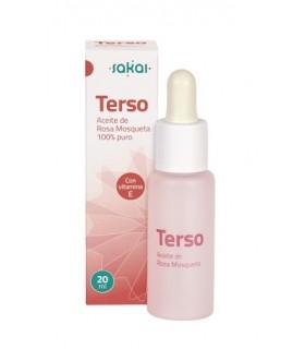 Terso (Aceite Rosa Mosqueta) . Sakai . 20 Ml Gotero
