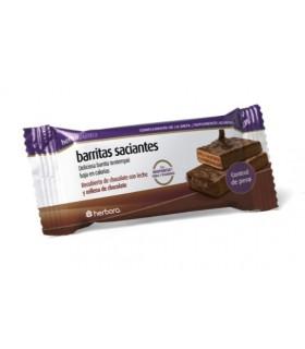 Barrita Saciante Chocolate con Leche . Herbora . 35 Gr