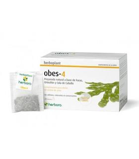 Obes 4 . Herbora . 20 Filtros Infusión
