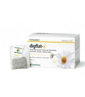 Digflat-3 . Herbora . 20 Filtros