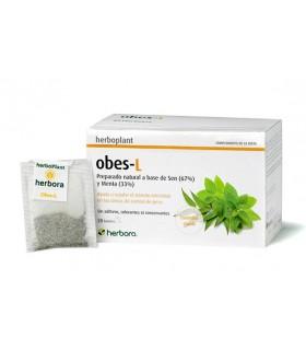 Obes-L . Herbora . 20 Bolsitas Infusión