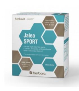 Herbovit  Jalea Sport . Herbora . 16 Viales