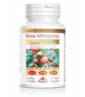 Rosehip Aceite Vegetal Rosa Mosqueta . Intersa . 100 Perlas