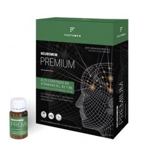 Neuromem Premium Fosfomen - Herbora - 20 viales