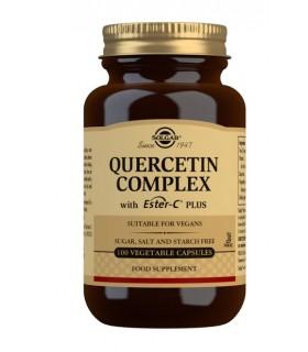 Quercitina Complex . Solgar . 100 Cápsulas
