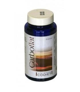 Carboflat · Codiet · 60 Cápsulas