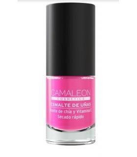 Esmaltes de Uñas · Camaleon  Cosmetics · Rosa Larga Duración