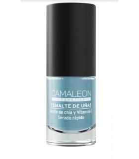 Esmaltes de Uñas · Camaleon  Cosmetics · Gris Larga Duración
