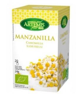 Manzanilla · Artemis BIO · 20 Filtros