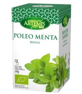 Poleo Menta · Artemis BIO · 20 Bolsitas Filtro
