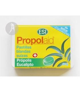 Propolaid Caramelos Gomosos Balsámicos Eucalipto · ESI · 50 Gr