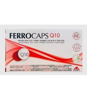 Ferrocaps Q10 · Intersa · 60 Cápsulas