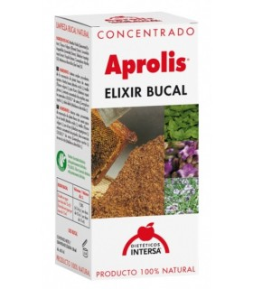 Aprolis Elixir Bucal · Dietéticos Intersa · 50 ml