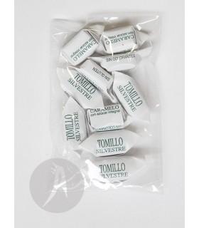 Paquete de Caramelos de Tomillo · Silvestre · 10 Unidades