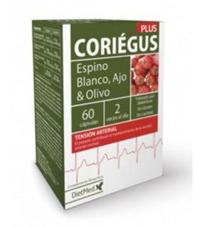Coriegus Plus · DietMed · 60 cápsulas