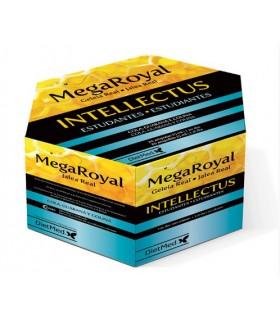Megaroyal Intellectus · Dietmed · 20 ampollas