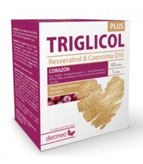 Triglicol Plus · DietMed · 60 perlas
