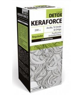 Keraforce Detox Champu · DietMed · 200 ml