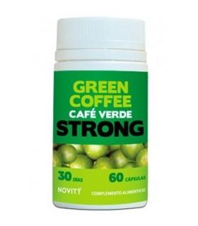 Café Verde Strong Novity · Dietmed · 60 cápsulas