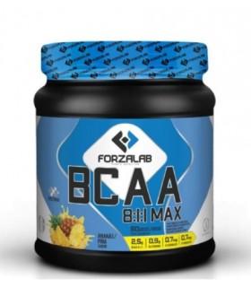 BCAA 8:1:1 MAX  ForzaLab Sabor Piña · Dietmed · 300 Gr