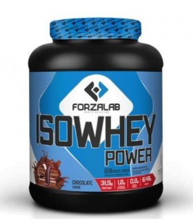 Iso Whey Power  Chocolate  ForzaLab · Dietmed · 1000 gr