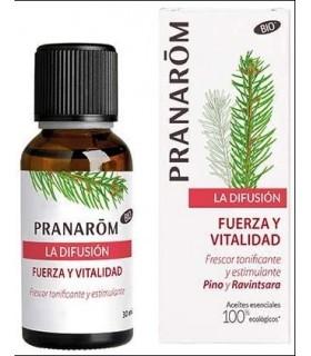 Aceite Esencial para Difusor Pino y Ravitsana · Pranarom · 30 Ml