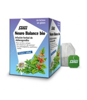 Neuro Balance Bio · Salus · 15 Bolsitas Filtro