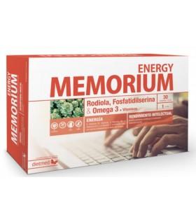 Memorium Energy Ampollas · DietMed · 30 ampollas