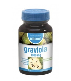 Graviola (Anona) · Naturmil · 45 cápsulas