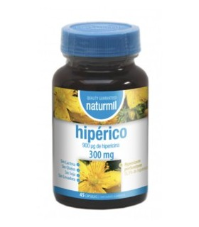 Hipérico 300 Mg · Naturmil · 45 cápsulas