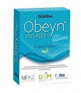 Obeyn Insadiet · Ynsadiet · 15 Cápsulas