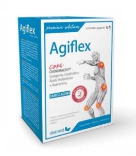 Agiflex Cápsulas · DietMed · 40 Cápsulas