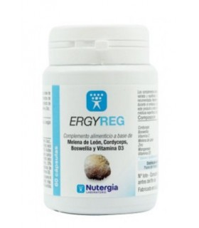 ErgyReg · Nutergia · 60 Cápsulas