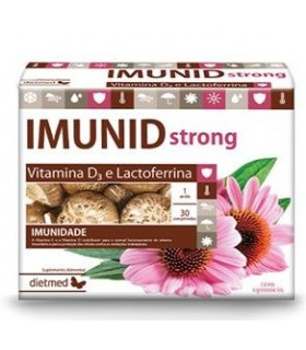 Imunid Strong · Dietmed · 30 Comprimidos