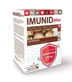 Imunid Plus + Lactoferrina · Dietmed · 30 Comprimidos