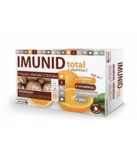 Imunid Total + Vitamina C · Dietmed · 20 Ampollas