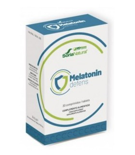 Melatonin Defens  MGDose · Soria Natural · 30 comprimidos