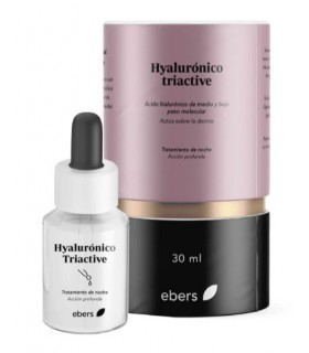 Hyalurónico Triactive · Ebers · 30 ml