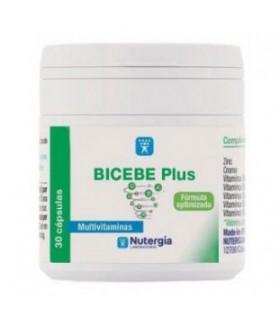 Bicebe Plus · Nutergia · 30 cápsulas