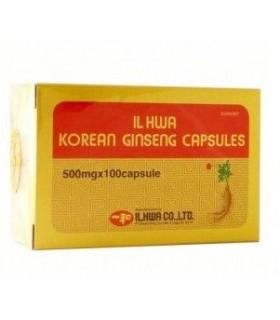 Ginseng IL-HWA Blister - Tongil - 100 cápsulas
