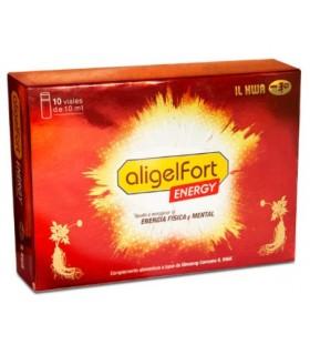 Aligelfort Energy · Tongil · 10 Viales