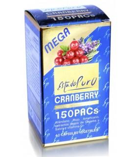 Cranberry Mega 150 · Tongil · 40 cápsulas