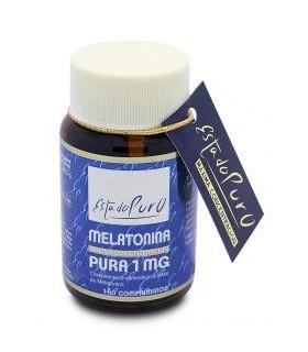 Melatonina Pura 1 mg · Tongil · 180 comprimidos