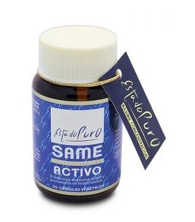 SAMe Activo · Tongil · 30 cápsulas