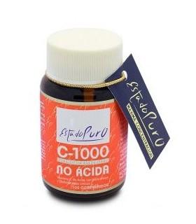 Vitamina C-1000 No Ácida · Tongil · 100 comprimidos
