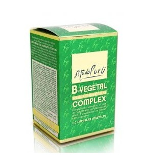 B-Vegetal Complex · Tongil · 30 cápsulas