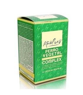 Ferro Vegetal Complex · Tongil · 30 cápsulas